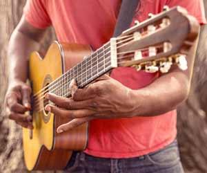 Guitare débutant classique