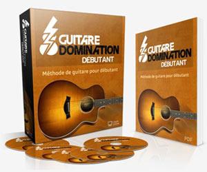 Guitare Domination - Cours de guitare en ligne pour aller de zéro à héros