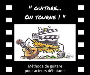 Guitare on tourne - Jean-Marie Lemarchand