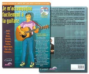 Je m'accompagne facilement à la guitare - Méthode Laurent Huet avec CD
