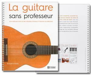 La guitare sans professeur de Roger Evans