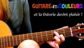 Guitare et Couleurs - Méthode de guitare complète pour débutants