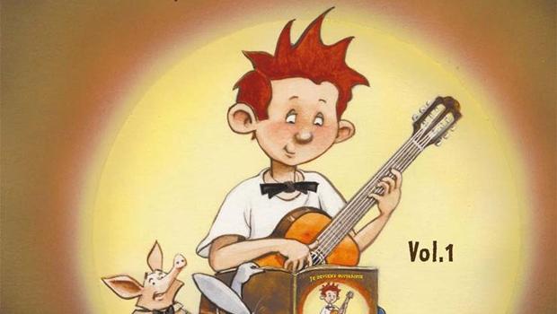 Je deviens guitariste de Thierry Tisserand