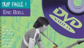 Trop Facile: la méthode de guitare pour débutants d'Eric Boëll