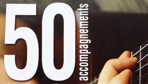 50 accompagnements de guitare pour débutants de Bruno Tauzin