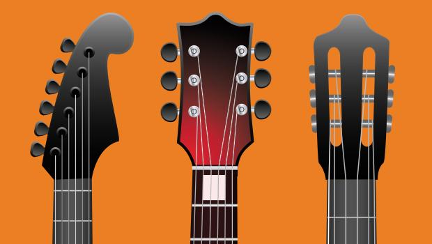 Choix de guitare pour débutant